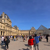 Paris France, Louvre