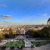 Paris France, View from  Montmartre