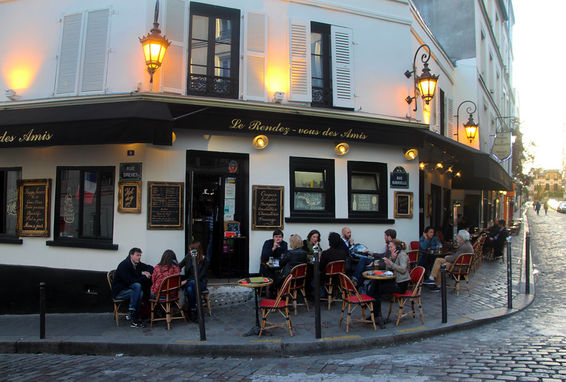 Paris France, Montmartre