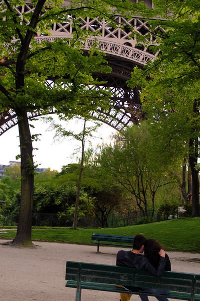 Paris France, Champ de Mars