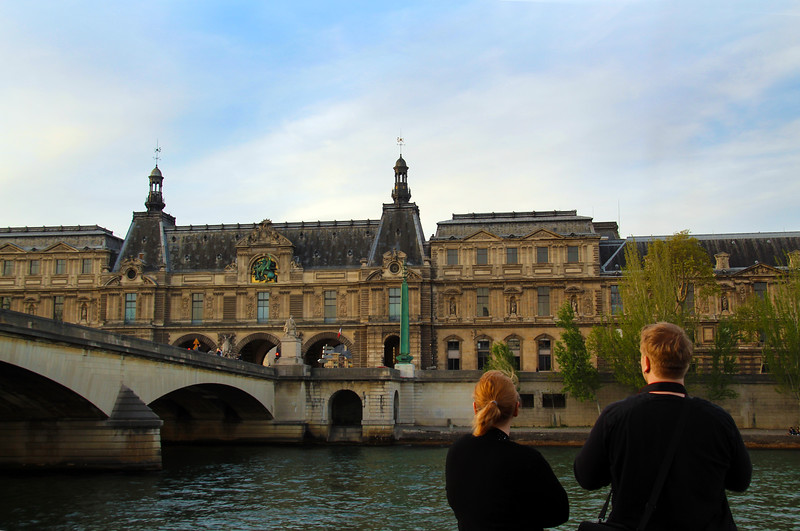 Paris France, Seine River Cruise