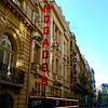 Paris France, Mogador Theatre