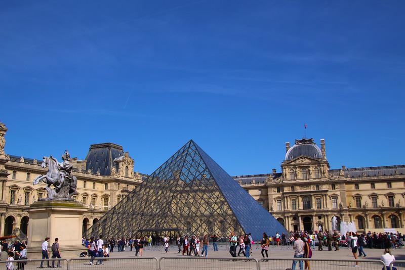 Paris France, Louvre Museum