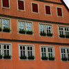 Rothenburg ob der Tauber, House with Flower Boxes