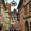 Rothenburg ob der Tauber, Side Street Cafe