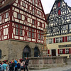 Rothenburg ob der Tauber, School Children on Tour