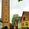 Viking River Cruise, Tour of Rothenburg ob der Tauber
