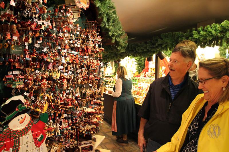 Rothenburg ob der Tauber, Christmas Store
