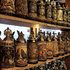 Rothenburg ob der Tauber, Beer Steins