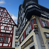 Rothenburg ob der Tauber, Half-Timbered Buildings