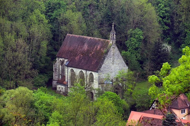 Rothenburg ob der Tauber, Old Chapel