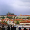 Prague, Czech Republic, View on Prague Castle