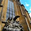 Prague, Czech Republic, Statue, St. Vitus Cathedral