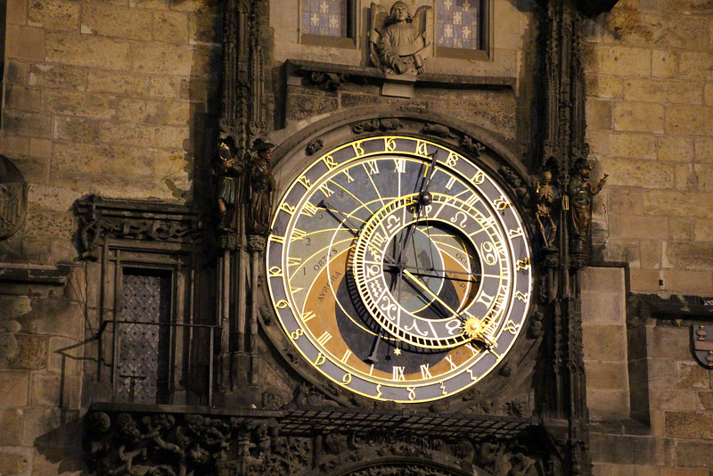 Prague, Czech Republic, Astronomical Clock