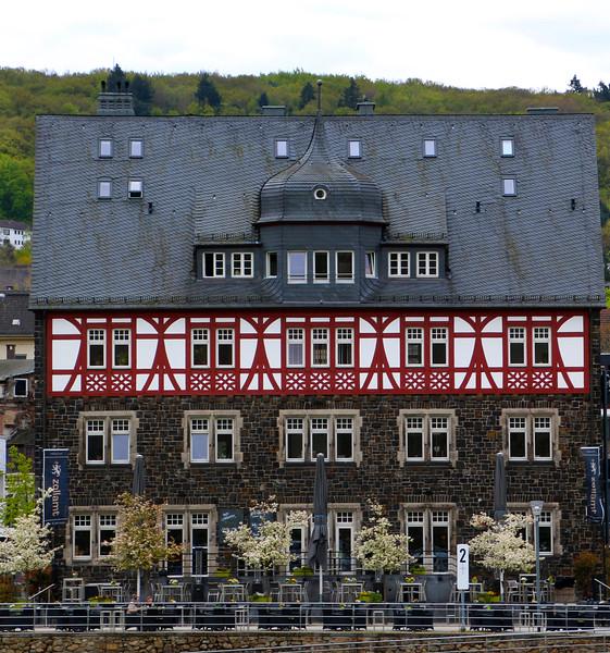 Viking River Cruise, Bingen am Rhein, Restaurant Zollamt