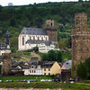 Viking River Cruise, Scenic Sites Along the Middle Rhine