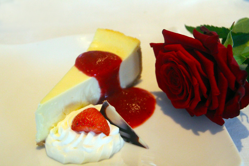 Viking River Cruise, Mother's Day Dessert