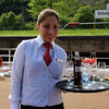 Viking River Cruise, Server on Deck