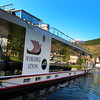 Viking River Cruise, Idun docked in Bernkastel