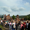 Viking Cruise, Passengers on Miltenberg Dock