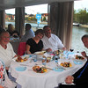 Viking River Cruise, Happy  Dinner Companions