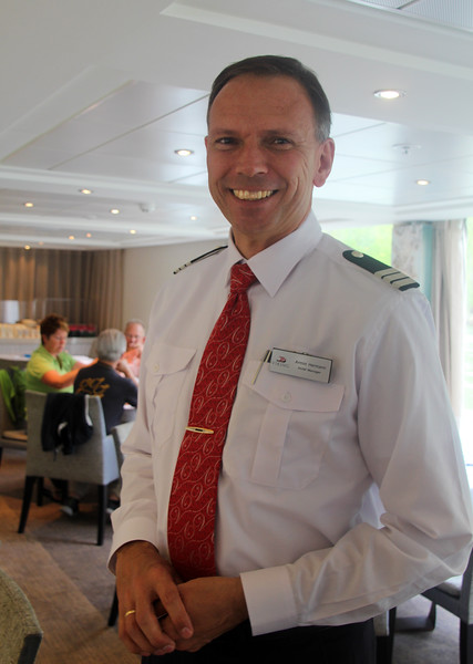 Viking River Cruise,  Hotel Manager