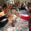 Viking River Cruise, Chef's Dinner Toast