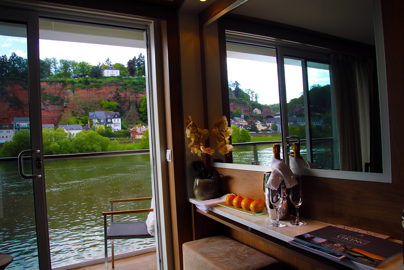 Viking River Cruise,  View on Trier Germany
