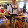 Viking River Cruise, German Night, Music Box