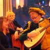 Viking River Cruise, Singing to Guests