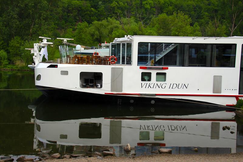 Viking Cruise IDUN, Reflections