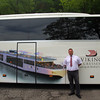 Viking River Cruises, Our Welcoming Bus Driver