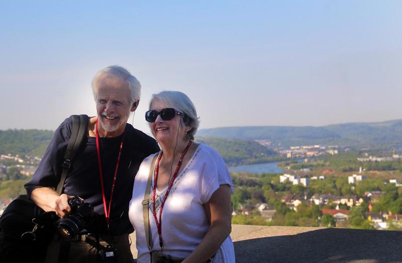 Viking River Cruise, Passengers Enjoying Trier