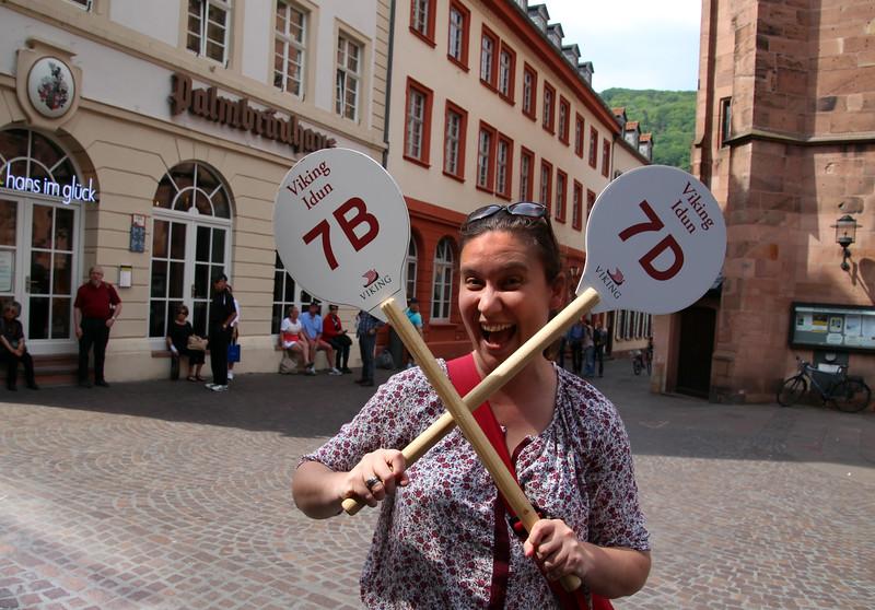 Heidelberg Germany, Viking Guide