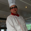 Viking River Cruise, Chef Portrait