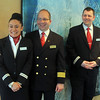 Viking River Cruise, Captain & Crew