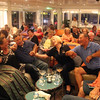 Viking River Cruise,  Passengers Enjoying Folkloristic Entertainment