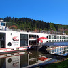 Viking River Cruise, Idun docked in Trier