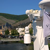 Viking River Cruise, View on Bernkastel Germany from Idun