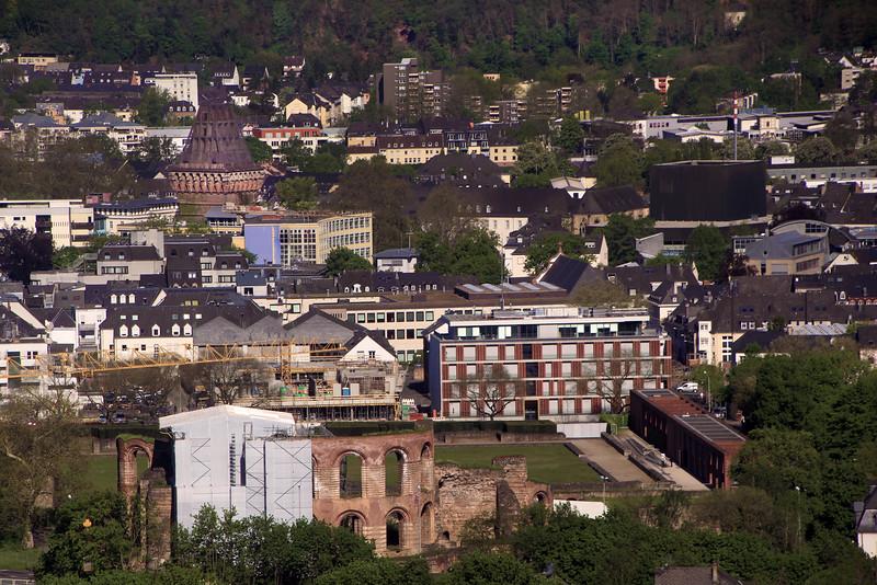 Trier Germany, Roman Imperial Baths
