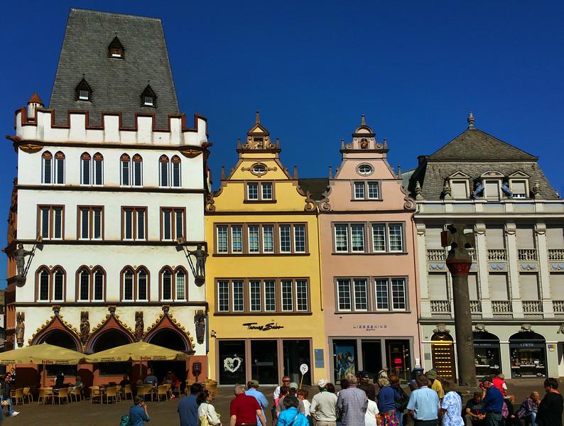 Trier Germany, Market Square