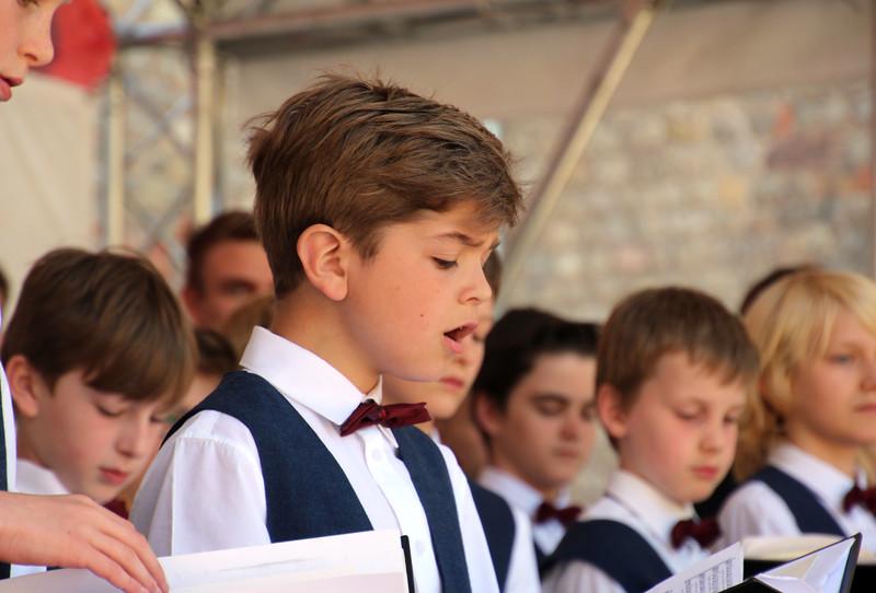 Trier Germany, Children's Choir