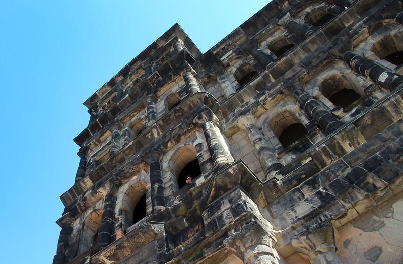 Trier Germany, Porta Nigra
