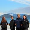 Un-Cruise Adventures, Crew with Fairweather Mountains
