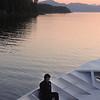 Un-Cruise Adventures,  Sunset View on Stephens Passage