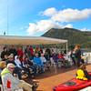 Un-Cruise Adventures, Kayak Safety Demonstration