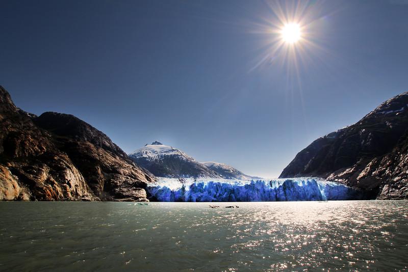 Un-Cruise Adventures, Dawes Glacier
