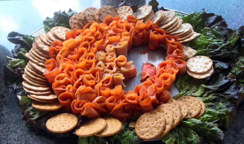 Happy Hour Smoked Salmon
