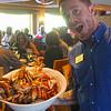 Un-Cruise Adventures, Serving up Alaskan Crab