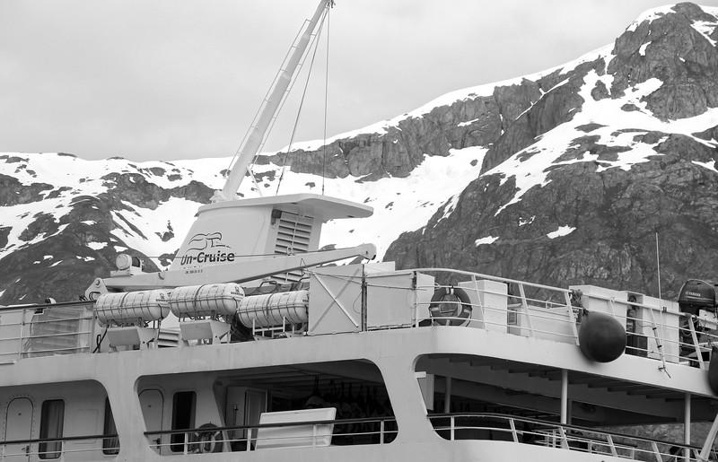 Un-Cruise Adventures, Safari Endeavor, Upper Deck
